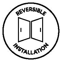 Reversible Installation